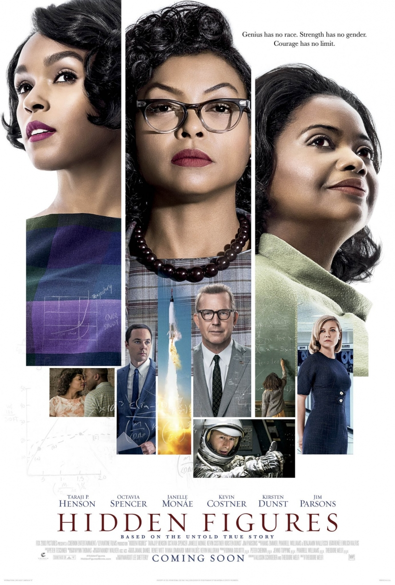 Hidden Figures - Fox 2000 pictures