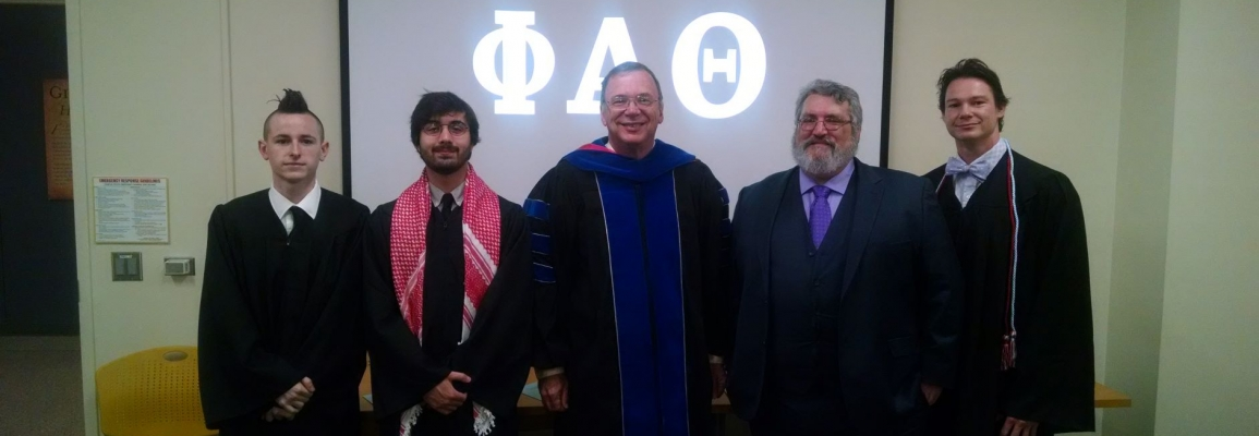 Spring 2019 Induction Ceremony