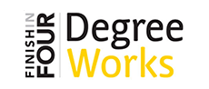 Finish in Four Degree Works logo