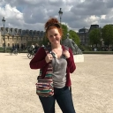 Carly Pugh in Paris